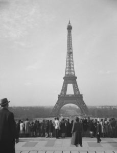 Paris after the war